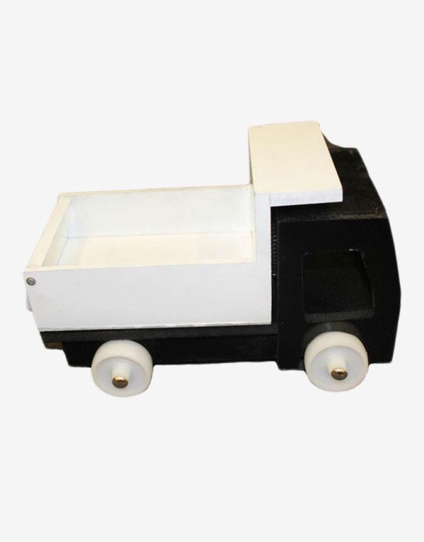 black-white-tip-truck