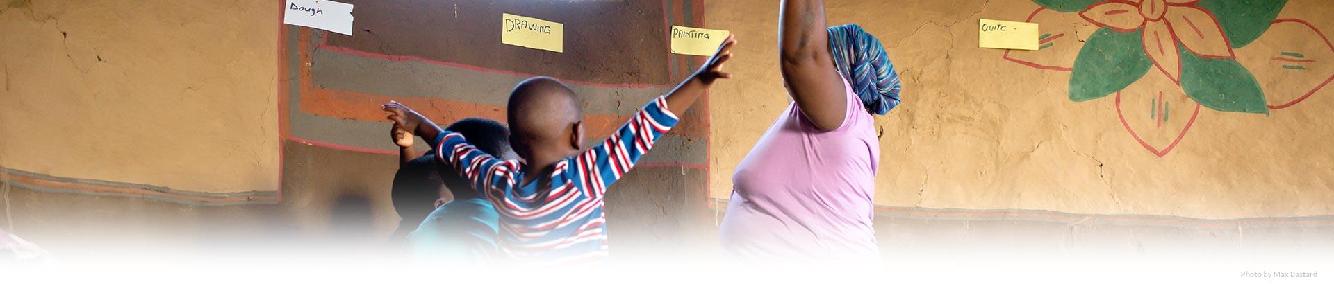 Holistic Aproach to Early Childhood Development