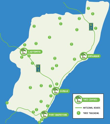 Tree-Map