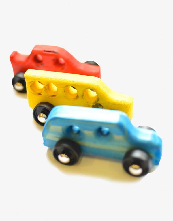 Tree-Toy-Template-three-wood-cars-Alt