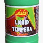 liquid tempera crop