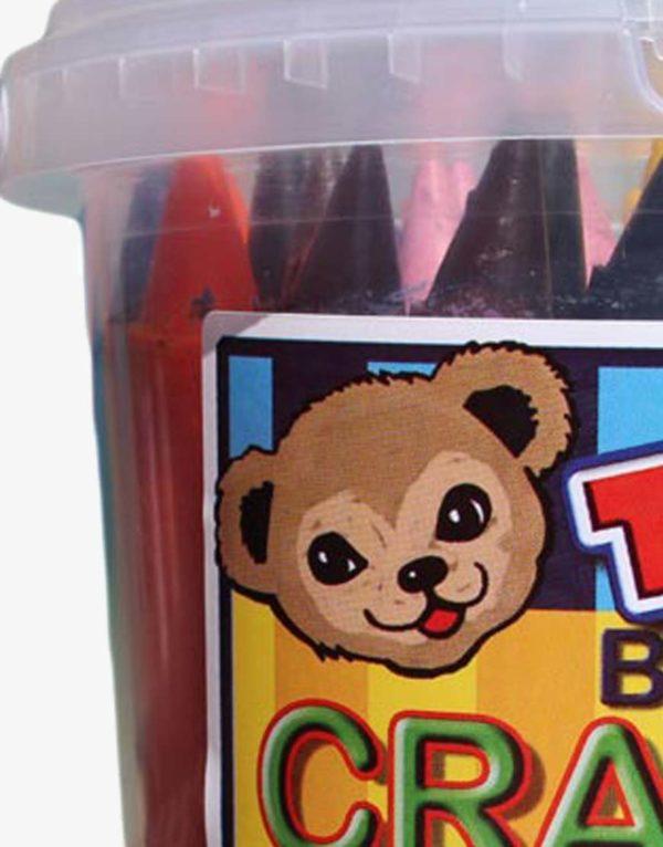 teddy crayons crop